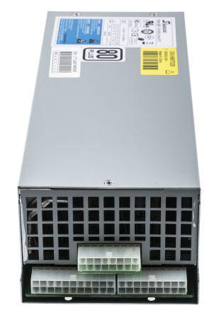 Seasonic 600W Computer Power Supply, 90 → 264V ac Input, 3.3 V dc, 5 V dc, ±12 V dc Output