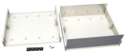 1598DGY | Hammond | , ABS & aluminium Project Box, Grey, 180
