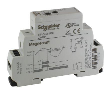 841CS2-UNI | Schneider Electric | Multi Function Timer Relay, ... on