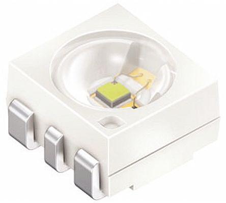 LCW G6CP-DAFA-4O9Q                                              Osram Opto Advanced Power TOPLED 3500K White Mid-Power LED, PLCC 6 SMD package
