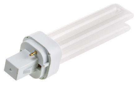 4050300025704                                              Osram, 2 Pin, Non Integrated Compact Fluorescent Bulbs, 18 W, 3000K, Warm White