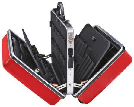 98 99 14 LE                                              Knipex ABS Tool Case with 12 Tool Boards & Combination Lock