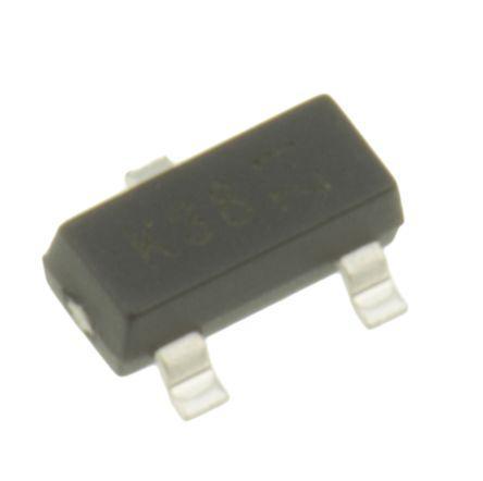 354085d2b8c4 BSS138K   Fairchild Semiconductor   Fairchild BSS138K N-channel ...