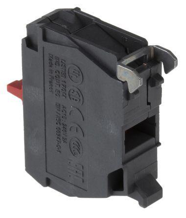 Schneider Electric Harmony XAL Contact Block 1NC Screw terminal