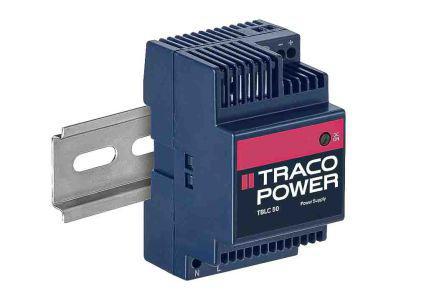 DRL-60 DIN Rail Power Supply, 60W, 24V dc/ 2.5A