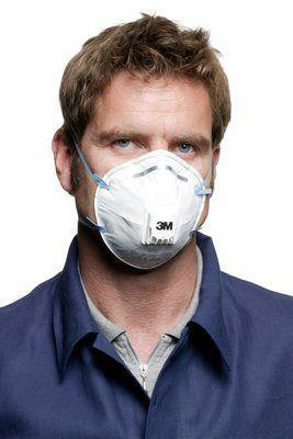 3m 8822 disposable-fine dust mask ffp2 ffp2