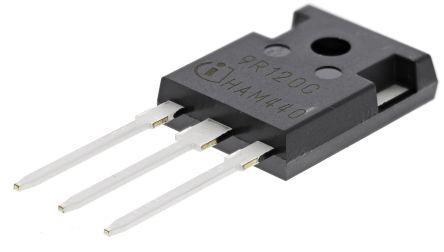 Infineon SPB11N60C3ATMA1 N-channel MOSFET 11 A 650 V CoolMOS C3 3-Pin D2PAK