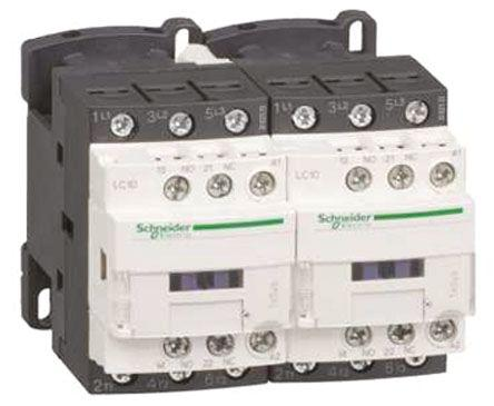 LC2D096P7                                              Schneider Electric Tesys D LC2D 3 Pole Contactor, 4 kW, 230 V ac Coil
