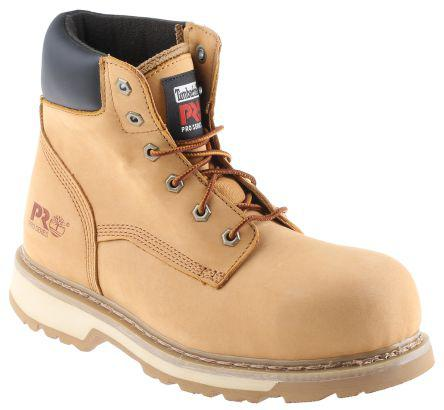 8d5b6a89bedf Timberland Traditional Men s Beige Leather Boot UK 7