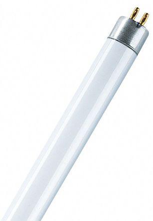Osram 14 W T5 Fluorescent Tubes, Cool White, 4000K, 85 CRI, 1200 lm, 549mm, 1.8ft