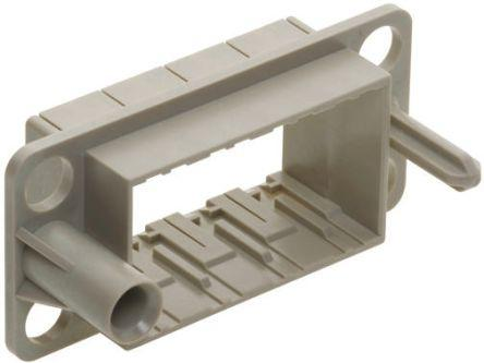 VC-AF Series Panel Mounting Frame, For Use With Contact Insert Modules