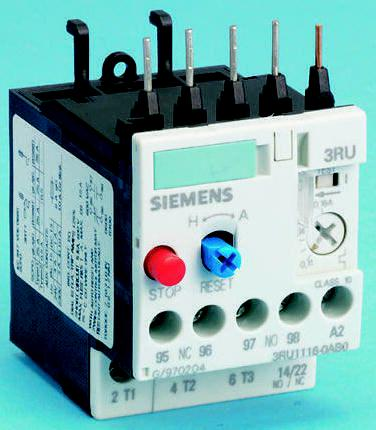 Overload Relay, 40 → 50 A, 50 A, 22 kW