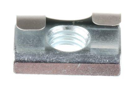 3842529299                                              Bosch Rexroth Sliding Element, strut profile 40 mm, 45 mm, 50 mm, 60 mm, 80 mm, 90 mm, Groove Size 10mm