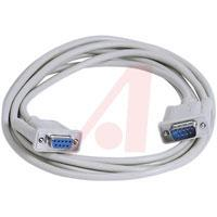 Cable, D-Sub; 10 ft.; Hook-Up; Non Booted; UL Listed