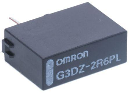 G3DZ2R6PLDC12                                              Omron 0.6 A SPNO Solid State Relay, PCB Mount MOSFET, 264 V ac Maximum Load