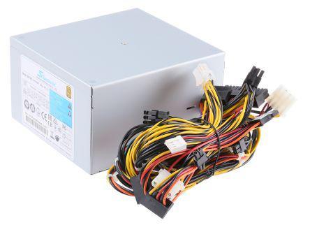 Seasonic 450W Computer Power Supply, 220V Input, -12 V, 3.3 V, 5 V, 12 V Output