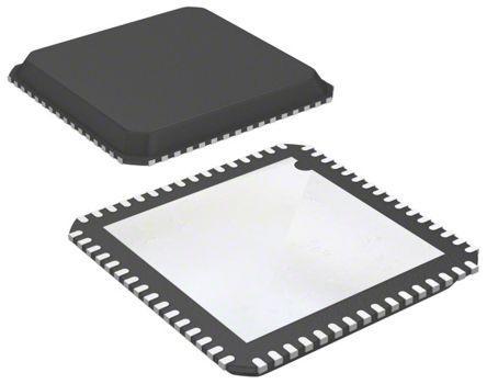 Atmel AT90USB1287-MU, 8bit AVR Microcontroller, 20MHz, 128 kB Flash, 64-Pin QFN