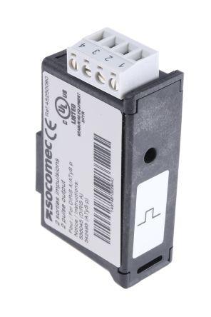 4825 0090                                              Socomec PLC I/O Module 100 V dc