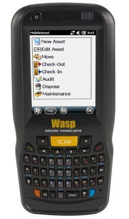 633808928117                                              WASP Barcode Scanner