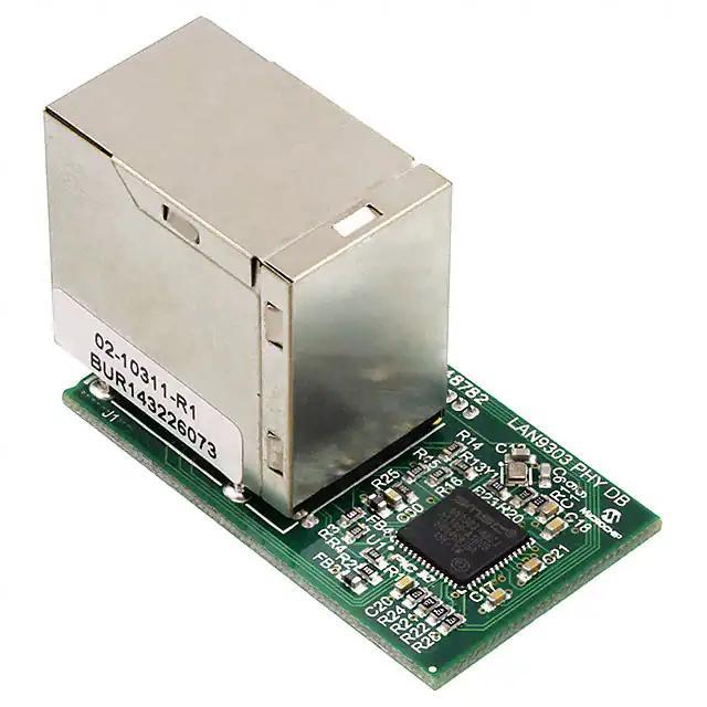 AC320004-4   Microchip   Microchip, LAN9303 PHY Ethernet Daughter