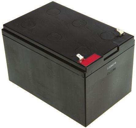LC-RA1215P                                              Panasonic LC-RA1215P 12V Lead Acid Battery, 15Ah