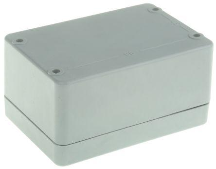 P 081106 | Fibox | Euronord II Polyester Enclosure, IP65, 110 x 75 x