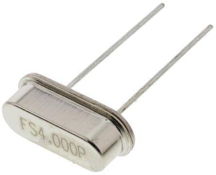 4,0 MHz FOX Electronics foxslf 040 Crystal 20pF