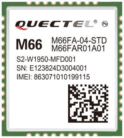 M66FA-TEA-04-STD                                              Quectel GSM & GPRS Module M66FA-TEA-04-STD