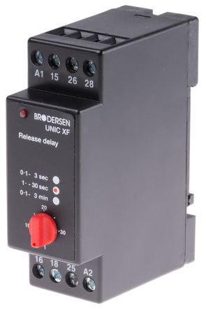 XF-D2 115 2 | Brodersen Systems | True OFF Delay Single