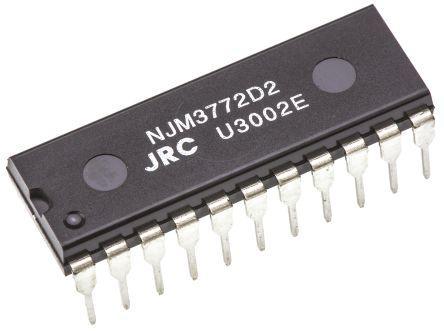 New Japan Radio NJM2670D2 Stepper Dual H Bridge Driver 60 V 1.5A 22-Pin PDIP