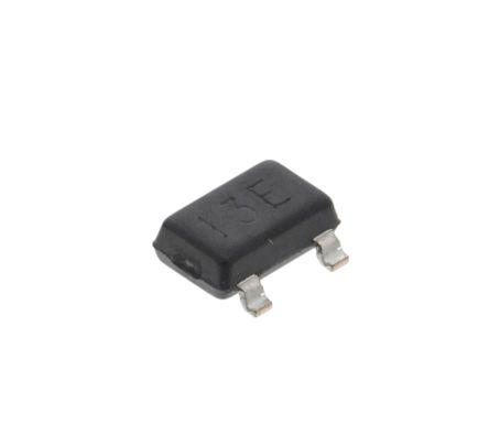 AEC-Q100 1X SILICON LABS SI7201-B-04-IV HALL EFFECT SWITCH SOT-23-3