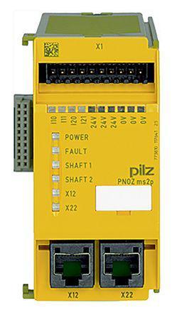 PNOZmulti 2 PNOZ ms Motion Monitoring, 24 V dc