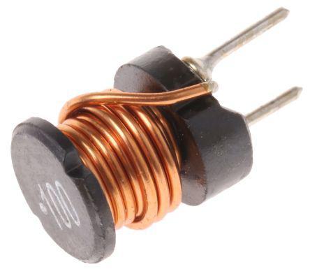 744772100   Wurth Elektronik   Wurth 10 μH ±20% Ferrite