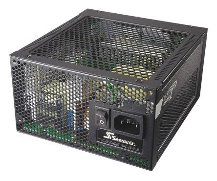 Seasonic 460W Computer Power Supply, 100 → 240V ac Input, 12V Output