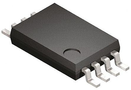 Atmel AT93C46D-TH-B EEPROM Memory, 1kbit, 1.8 → 5.5 V 8-Pin TSSOP