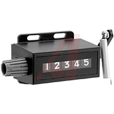 1 4645 Trumeter Trumeter 5 Digit Digital Counter