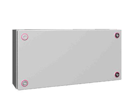 1504000                                              Rittal Kx, Steel Enclosure, 400 x 200 x 120mm