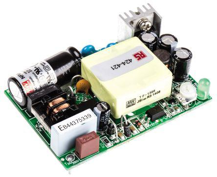 NFM-15-5                                              Mean Well 15W Embedded Switch Mode Power Supply SMPS, 3A, 5V dc Medical Approved