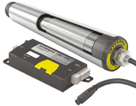 84VHJAA6PF 295RL +89RA                                              Interroll Conveyor Roller