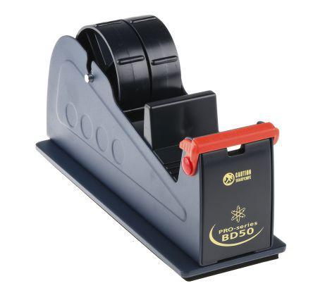 912-9068                                              RS Pro Tape Dispenser for 1 x 50 mm, 2 x 25 mm Width Tape