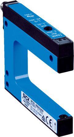 WF50-40B41CA71                                              Sick Optical Photoelectric Sensor Minimum of 0.2 mm Detection Range Push Pull IO-Link IP65 Fork Style WF50-40B41CA71