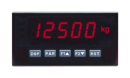 Red Lion PAXRTC00 , LED Digital Panel Multi-Function Meter