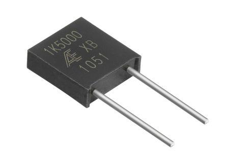 MCY120R00T                                              Alpha MCY Series Radial Metal Film Fixed Resistor 120Ω ±0.01% 0.3W ±2.5ppm/°C