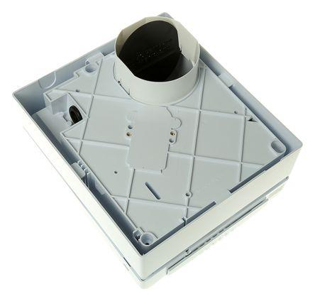 DX200T | Xpelair | Ceiling Mounted Ducted Fan, 100mm | Enrgtech