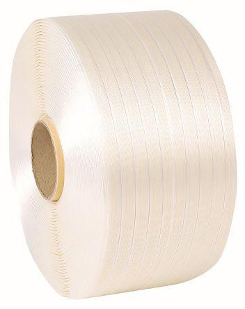 912-9107                                              RS Pro White Strapping, 330kg