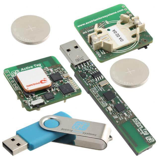 ACTIVE TAG KIT (USB DONGLE) | ams | ams ACTIVE TAG KIT (USB DONGLE