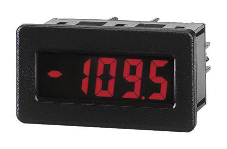 Red Lion CUB3T310 Panel Mount Digital Counter New