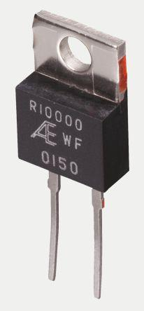Alpha PD Series TO-220 Radial Fixed Resistor 1Ω ±0.5% 1.5W ±5ppm/°C
