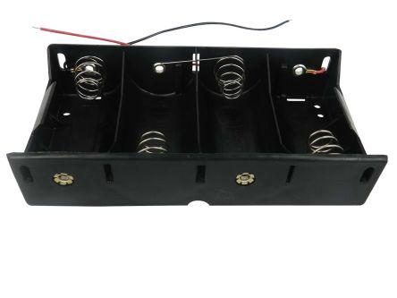 185-4689                                              RS PRO D Battery Holder