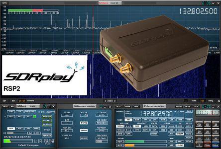 RSP2 | SDRplay | SDRplay Radio Spectrum Processor - RSP2